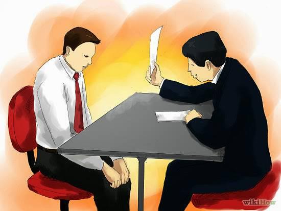ilustrasi karyawan dirugikan perusahaan
