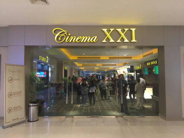 Cinema 21 lebarkan sayap di pulau sumatera ragam informasi ragamlampung cinema 21 kini melebarkan jangkauannya di pulau sumatera hadir di kota padang sumatera barat tepatnya di plaza andalas lantai 4 stopboris Image collections