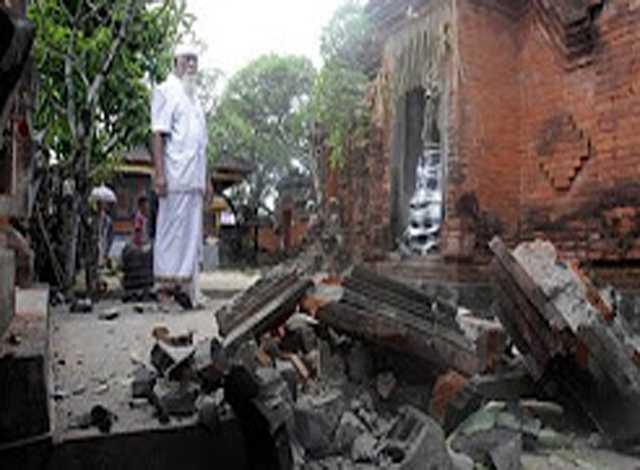 Gempa Di Bali Berkekuatan   Sr Rabu